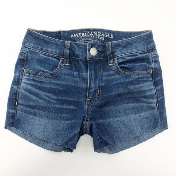 American Eagle Outfitters Pants - 🌈 american eagle outfitters | super stretch short